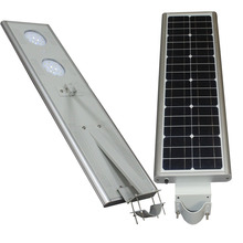 2015 product ingegrated solar street light for outdoors, wireless