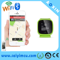 bluetooth kids smart watch with fitness tracker gps tracker tracker pcb solution