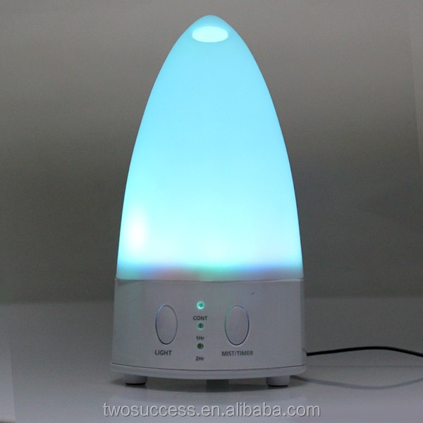 Cool Mist Whisper-Quite Humidifier with 7 Timer sets Color Changing Light1