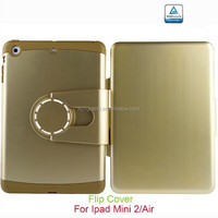 good touch feeling shockproof case cover with stand for Ipad Mini 2
