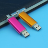 Full capacity OTG usb flash drive pendrive 64gb 32g 16gb double smartphone external usb stick pen drive usb stick
