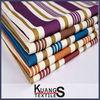 wholesale stripe canvas fabric