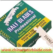 China cuchilla de afeitar de doble cara wholesales