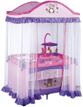 2015 baby playpen ,with game entrance, toys bag and some toy keep your baby happy and good.