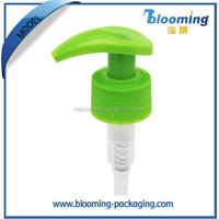 Professinal plastic lotion pump for washing bottle