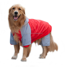 fashion dog rain coat,rain clothes, pet waterproof raincoat with factory prce