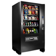 Refrigerated Combination Drink and Snack Vending Machine
