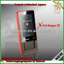 Popular tool Original Launch x431 diagun III high quality and best price