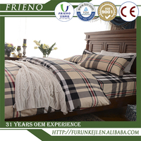 32S cotton fabric for bedding use home textile