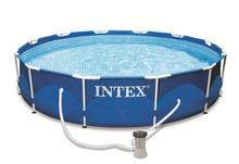 12FT X 30IN metal frame pool swimming pool
