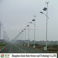 80w High quality energy solar new technology CE Rohs IP65 campus light
