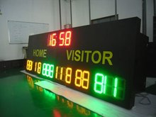 soccer, tennis, basketball, baseball sports. Livescore, results, standings, statistics live LED Scores Boards