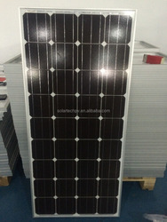 150watt solar panel monocrystalline made in china cheap price per watt