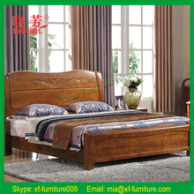 General use home furniture new product China supplier carved hotel bedroom furniture (XFW-628)