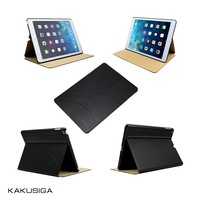 H&H luxury professional ultra slim leather case for ipad 2 3 4 from China supplier
