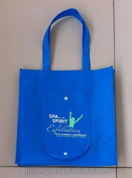 2015 new style foldable shopping bag(NW-1296-435)