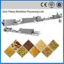Automatic breakfast corn flakes cereal machine with large capacity