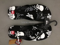 Cool summer innovate EVA sandal beach slippers men printing