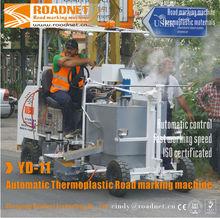 Automatic thermoplastic road painting machine/tatu road marking machines