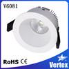 ENEC Approved Sharp cob led lights IP44 rating bathroom lighting 8w