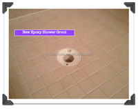 Epoxy Tile Bonding Agent Fast Curing Grout For Kitchen / Bathroom / Room Walls