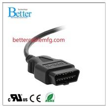 OBD OBDII Splitter Cable OBD2 Cable for car diagnostic system