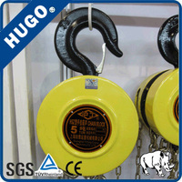 Lifting Cable Pulling Chain Hoist Hand Lift