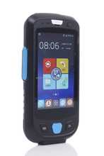 rugged industrial compact data collecting terminal