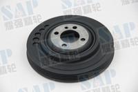 Crankshaft Pulley Harmonic Balancer for HYUNDAI 23124-24010