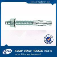 WEDGE ANCHOR Y/Z/P AND W/Z/P