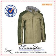 Sunnytex fancy New arrival OEM Winter High Quality waterproof varsity jacket