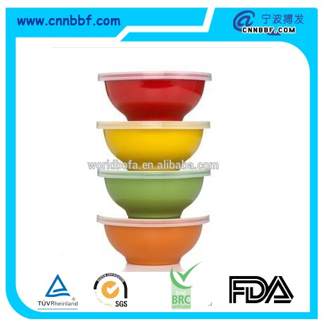 Disposable colorful PP bowl with lid.jpg