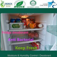 Eco Safety Reusable Plastic Deodorant Container For Fridge Deodorant