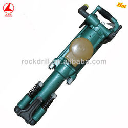 YT24 Rock Drilling Tools/Pneumatic hilti hammer tools for tunnel,mining use