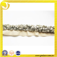rayon cotton with gimp,decorative cord