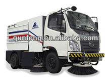 Automatic Cleaning Sweeper/ground sweeper/sanitation vehicle with Energy Saving