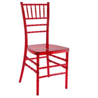 elegant pure crystal polycarbonate hotel wedding dining chair, chiavari chair