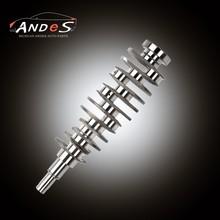 74mm 4340 billet crankshaft For Porsche 356 912 crankshaft