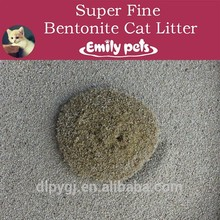 Natural Clumping Colored Super Fine Bentonite Kitty Litter Fragrance