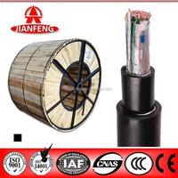 2015 hot jianfeng 100 pair telephone cable underground