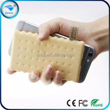 New Design Ultra Slim power bank brands, Portable 4000mah Biscuit Power Bank, Credit Card Power Bank For Gift