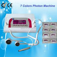 beauty machine rejuvenation Photon tender with 7 colors