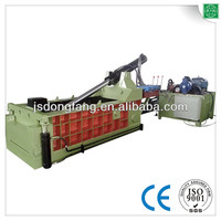 Y81Q-100 hydraulic scrap steel coil baler with CE approved