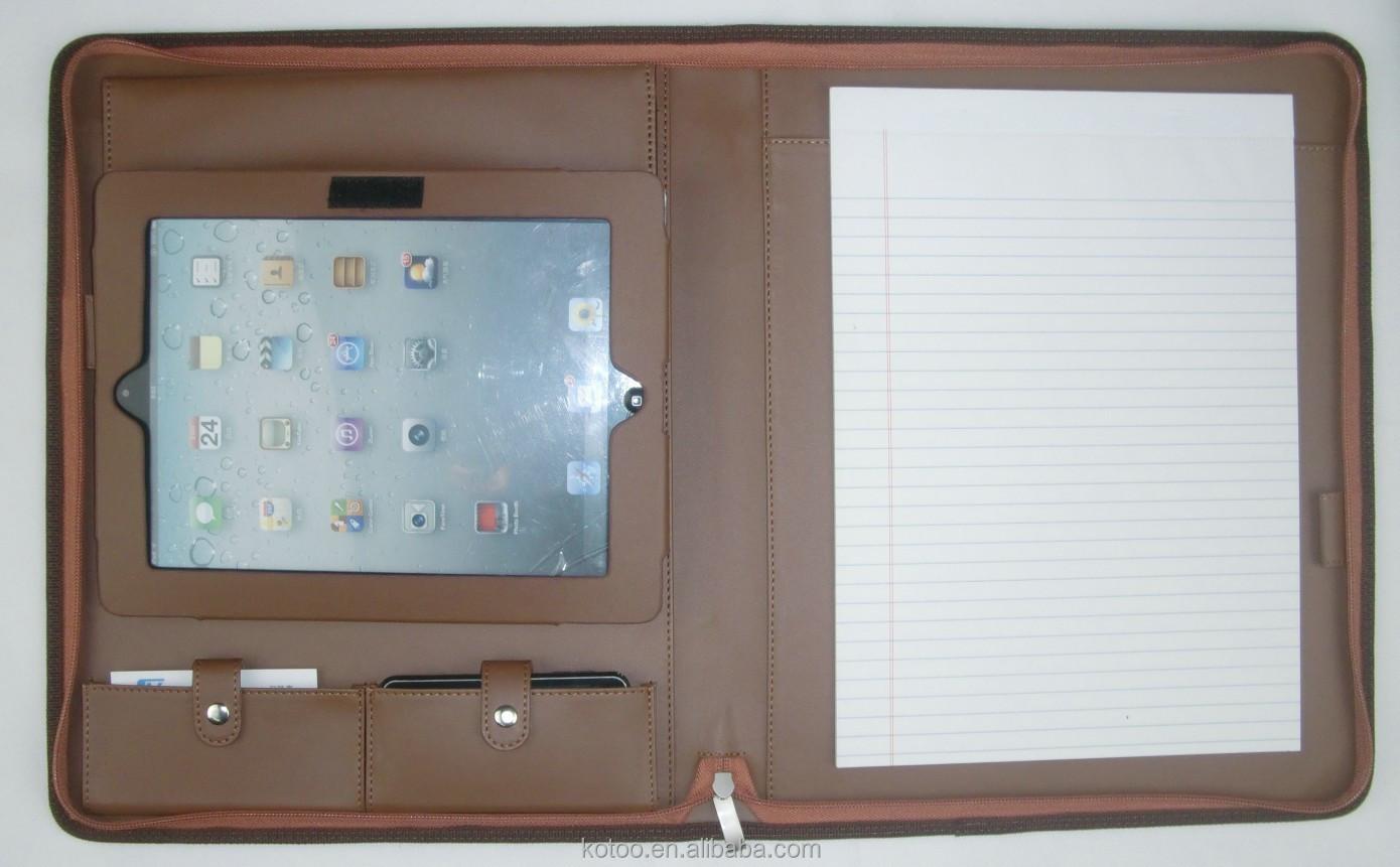 for PU Leather iPad Case 2