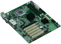Computer Mainboard With 10*RS232 Support LGA775 Serial CPU With 3*SATA,5*PCI Motherboard