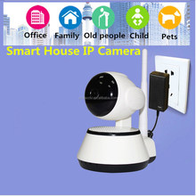 Mobile,PC Remote Monitoring Dual Stream 1MP 720P HD Vandal Proof Professional Indoor IP Dome Camera
