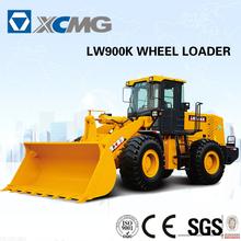China LW900K xcmg wheel loader 9t