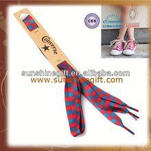 Free mold fee!!Blank oval metal shoelace charm with custom epoxy sticker
