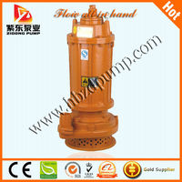 industrial sewage muddy water pump centrifugal pump for sale
