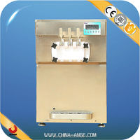 2015 fasion best price reliable double pan ice pop maker,soft ice cream machine with good evaluate (BXR-1238)